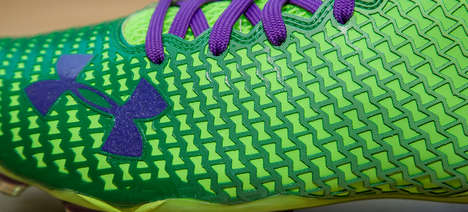 Movement-Conforming Sneakers - Under Armour Unveiled its Movement-Conforming Vibrant Sneakers