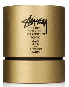 Hybrid Hip Hop Candles - Stussy x Baxter Partnered to Create These Hip Hop-Influenced Candles