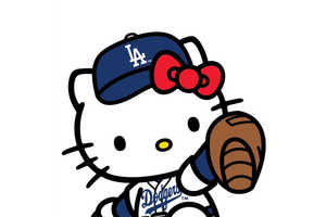 The MLB Teams are Adding Hello Kitty Baseball Gear to its Rosters