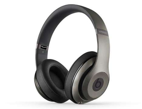 Sleek Wireless Headphones - The Beats Studio Wireless Headphones Combine Great Sound and Portability