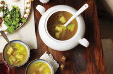 Italian-Influenced Matzo Recipes - This Recipe for Matzo Gnocchi Soup is Perfect for Passover