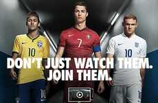 Motivational World Cup Ads - Nike Football Unveils its Risk Everything Ad for the 2014 World Cup