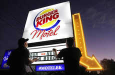 The Burger King Motel Allows Chicken Lovers to Cheat on Beef