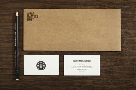 Chic Minimal Branding Solutions - What Matters Most