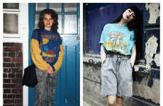 Nostalgic 90s Fashion Photos