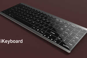 The Hotkey Keyboard Displays the Shortcuts for Different Programs
