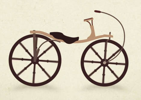 Bicycle Evolution Videos - Thallis Vestergaard