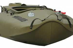 The Mokai Es-Kape Boat Can Be Transported Without a Boat Rack