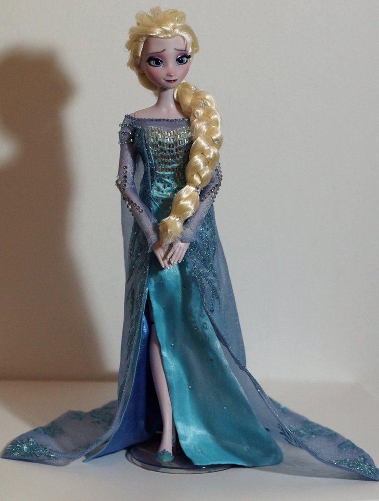 Disney Ice Queen Dolls