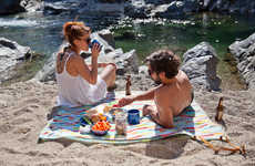 Waterproof Picnic Blankets - The Alite Medow Mat is Made for Outdoor Adventures and Summer Concerts