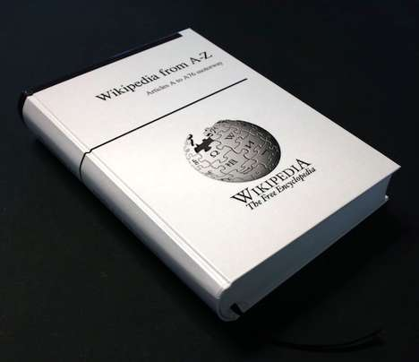Hard Copy Internet Encyclopedias - PediaPress is Raising Funds for a Printed Version of Wikipedia