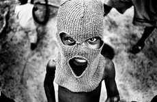 Harrowing Candid Slum Captures