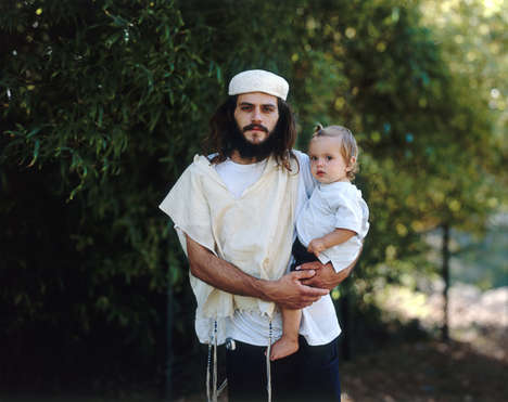 Candid Jerusalem Photography - Yaakov Israel's Photo Series on Israel is Whimsical and Raw