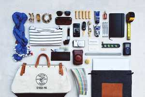Daniel Eckler Snaps 100 Global Creatives' Packing Essentials