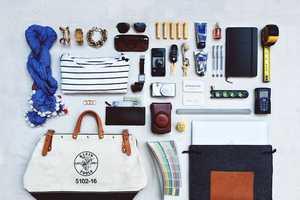 Daniel Eckler Snaps 100 Global Creatives' Packing Essentials