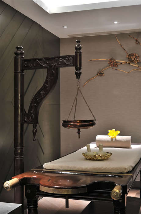 Cultural Luxury Spas - The Marriott Quan Spa in New Delhi Brings Culture to your Spa Experience