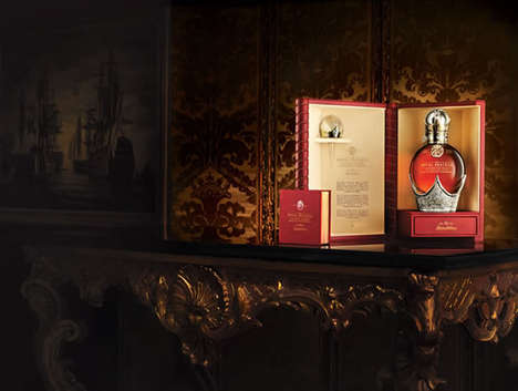 Exclusive Luxury Whiskies - The Royal Brackla is the Most Exclusive Liquor by Bacardi