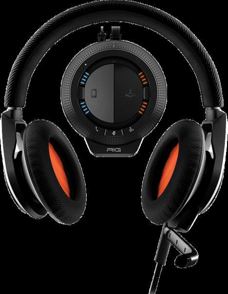 Interchangeable Gaming Headsets - The Rig Stereo Headset Allows You to Seamlessly Alter Platforms