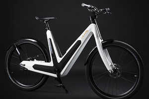 The Leaos Electric Bike Strays from the Typical Bike Design