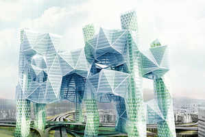 The Skyvillage Connects Communities and Cleans Up Pollution