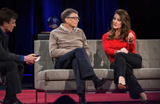 Bill and Melinda Gates' Generosity Keynote is Working to Save the World