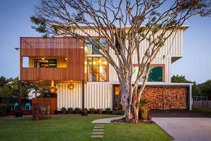 The Architecture Firm ZeiglerBuild Designed This Abode