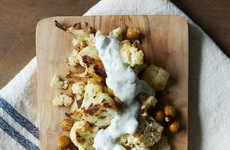 Spiced Cauliflower Recipes - This Roasted Cauliflower Recipe Includes Powerful Healing Spices
