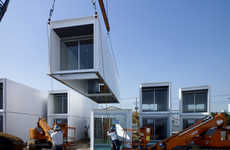 30 Shipping Container Abodes - From Repurposed Eco-Homes to Scrap-Constructed Residences