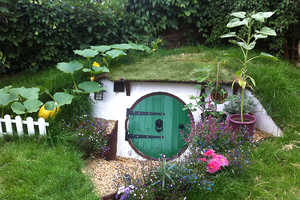 This Little Hobbit Hole is One in Which You Can Actually Live