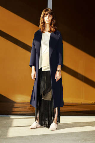 Palm Springs-Inspired Sartorials - Derek Lam Pre-Fall 2014 is Inspired by Palm Springs