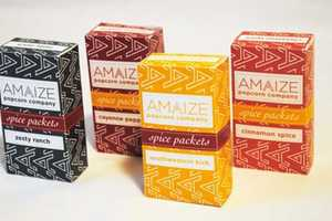 AMAIZE Popcorn is Natural and Nutritious