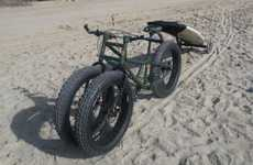 From Gangster Three-Wheelers to Thick-Tired Adventure Trikes