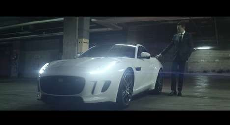 Nefarious Auto Ads - Jaguar Continues Its British Villains Campaign with Tom Hiddleston