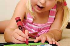 The iCreate Crayon Stylus Allows You to Draw on Tablets and Phones
