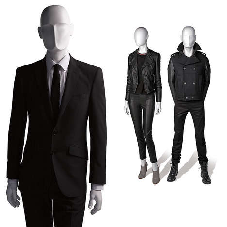 Smart Retail Mannequins - These High-Tech Mannequins Transmit Information to Shoppers