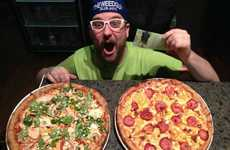 Marijuana-Infused Pizzas - This Vancouver Restaurant will Serve You a Weed Pizza