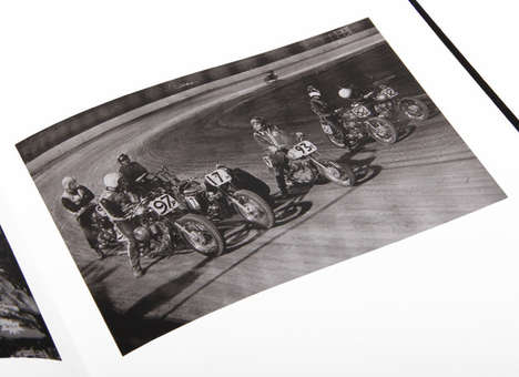 Pictorial Motorcycle Manuscripts - This Motorcycle Photogrpahy Book Depicts the 60s Era of Outlaws