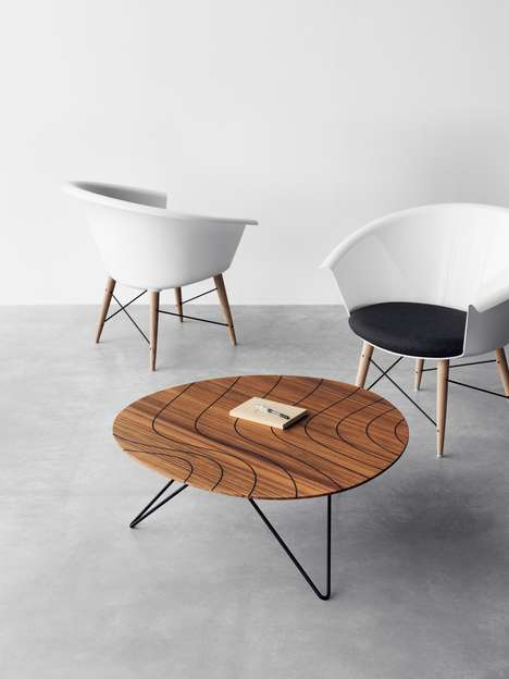 Crafty Minimalist Homeware Collections - The New Collection by Jangir Maddadi is Modern and Tasteful