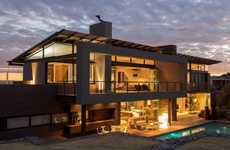Exterior-Blended Architecture - House Duk by Nico van der Meulen Architects Spills into Surroundings
