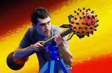 The Nerf Nuke is the Endall of Fun Foam Warfare