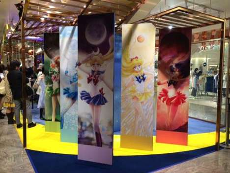 Nostalgic Anime Boutiques - Get All Your Sailor Moon Products at This Sailor Moon Boutique