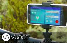 The Vuact Action Capture Shares Your Movements Using Sensor Data