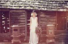 Bohemian Bridal Lookbooks