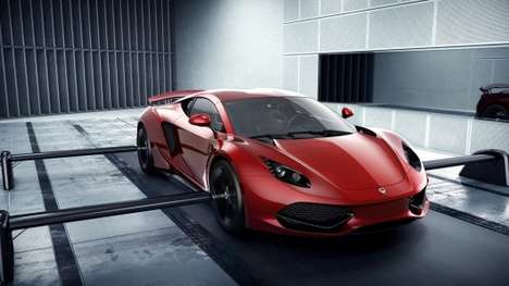 Revolutionary Polish Supercars - The Arrinera Hussarya Will Be the First Polish Supercar