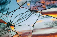 This Shattered Mirrors Photography Series is Mesmerizing