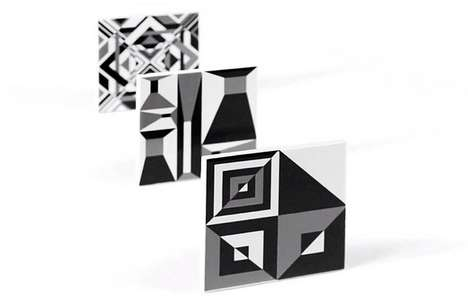 Graphic Design-Inspired Furniture - Matt W. Moore Has Started the Core Deco Company
