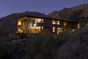 The Jarson Residence by Will Bruder + Partners is Rugged