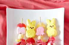 Easter Candy Kebabs