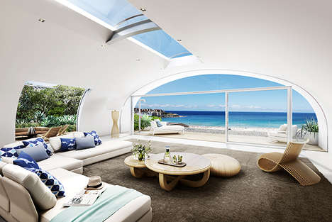 22 Luxurious Penthouse Dwellings - From Panoramic Penthouse Apartments to Private Pool Condo Units