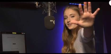 Medieval Moan-Inducing Videos - Sophie Turner Raps in